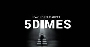 5Dimes Suspends Services for the United States