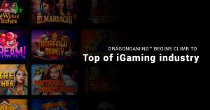 DragonGaming™ Begins Climb to Top of iGaming Industry