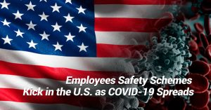 Multiple Furloughs and Employees Safety Schemes Kick in the U.S. as COVID-19 Spreads