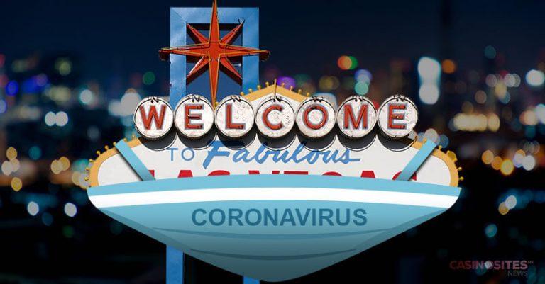 iGaming News: Las Vegas Brands Rocked by Coronavirus
