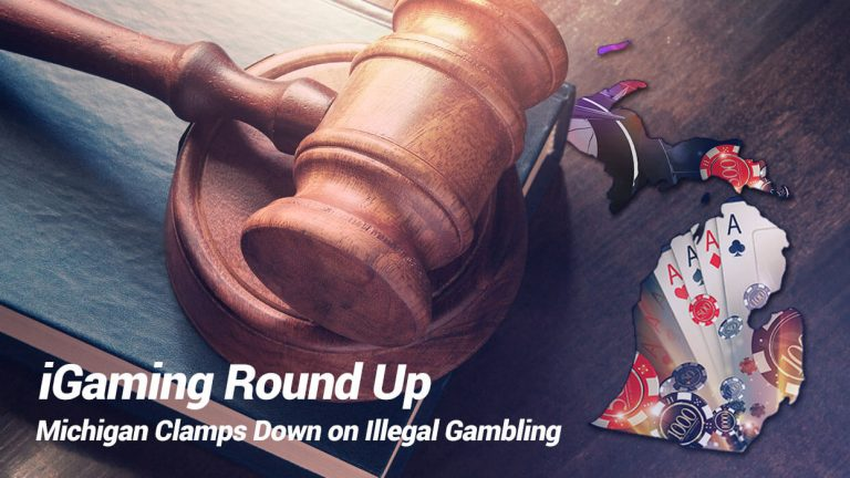 iGaming News: End of an Era, Michigan Clamps Down on Illegal Gambling