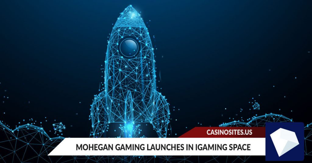 Mohegan Gaming Launches in iGaming Space