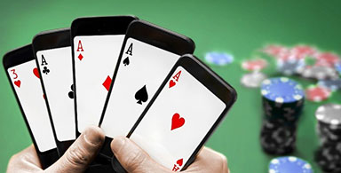 Android casino game.