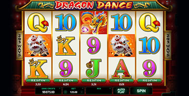 Dragon Palace's tempting design and gameplay.