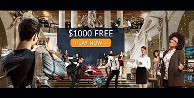 Get up to $1,000 in bonus money.