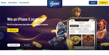 iPhone casino bonus