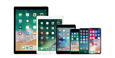 iOS-powered devices