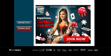 SlotoCash live dealer
