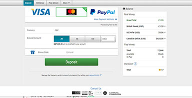 Mastercard at Online Casinos