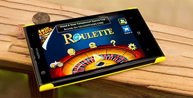 Windows phone roulette.