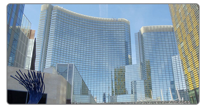 Aria Resort and Casino - High Roller Casino
