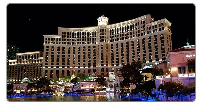 The Bellagio Resort and Casino