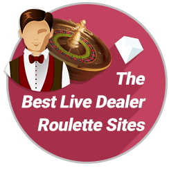 Best Real Money Live Roulette Badge