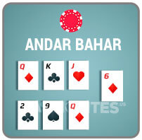 Andar Bahar Casino Poker Icon