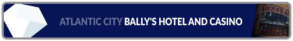 Image of Bally Hotel & Casino in Atlantic City