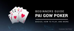 Beginners Guide to Pai Gow
