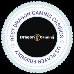 Best DragonGaming Casinos Badge
