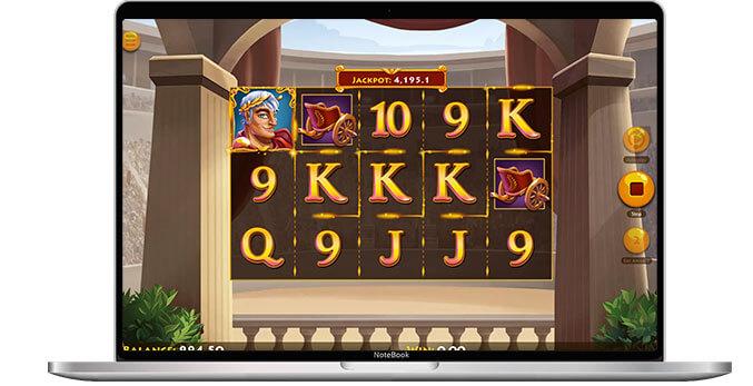 Caesars Victory