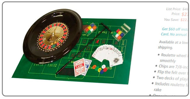 Best Gifts for Casino Lovers - Casino Games for Home