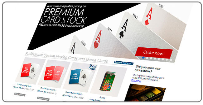 Best Gifts for Casino Lovers - Custom Playing Cards