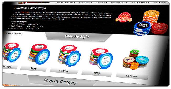 Best Gifts for Casino Lovers - Custom Poker Chips