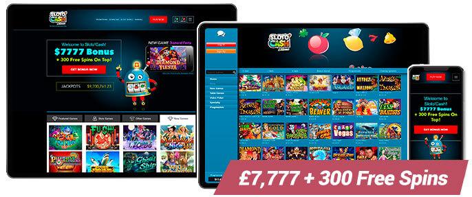 Best Online Casino SlotoCash Screens