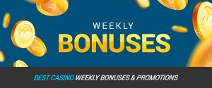 Best 5 Casinos for Weekly Promotions and Bonuses
