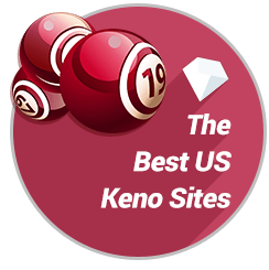 The Best Real Money Keno Badge