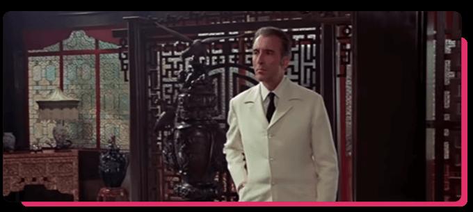 Man with the Golden Gun Macau