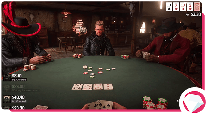 Red Dead Redemption Poker