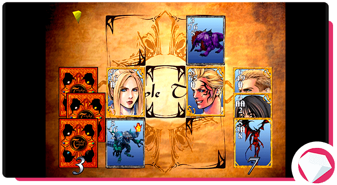 Final Fantasy 8 Card Game