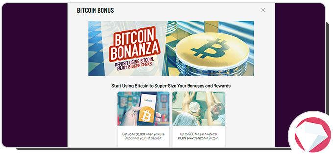 Cafe Casino Bitcoin Welcome Bonus