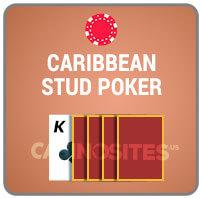 Caribbean Stud Poker Casino Poker Icon
