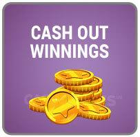 cash out winnings