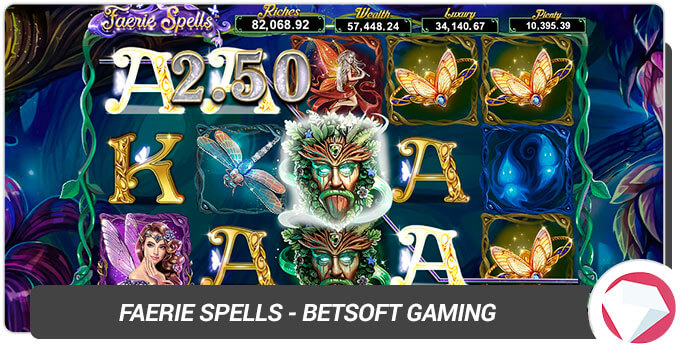 Faerie Spells BetSoft Gaming