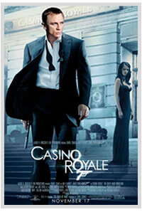 Image of Casino Royale Poster from 2006