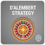 D'alembert Strategy Icon