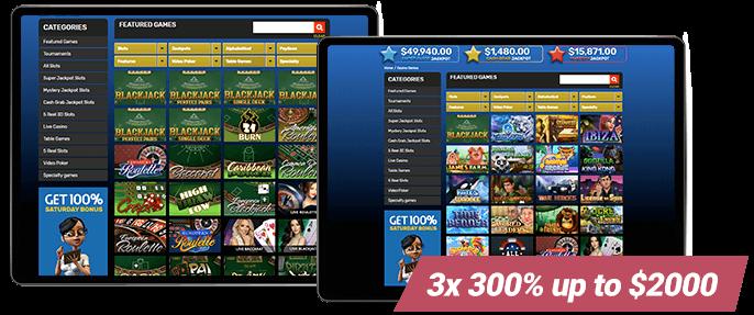 Drake Casino Slots and Table Games