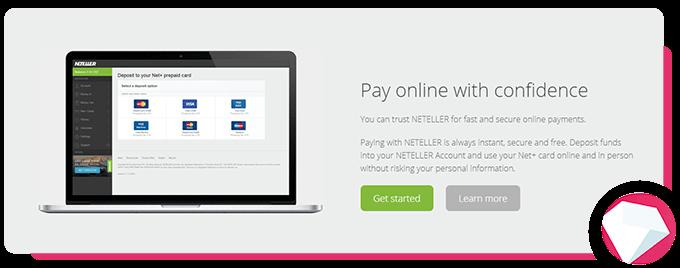 E-Wallet Neteller Sign Up