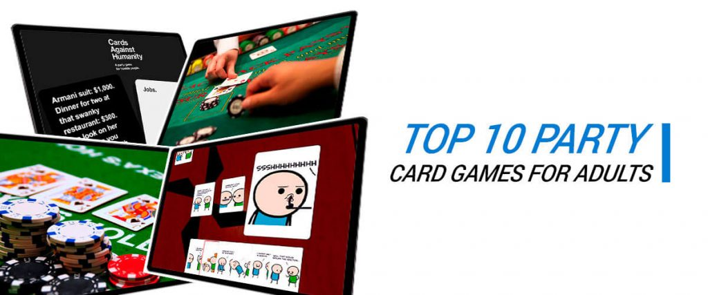 Top 10 Party Card Games for Adults