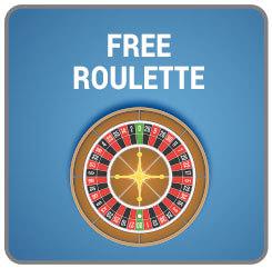 Free Roulette Icon