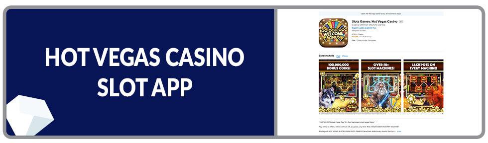 Image of Hot Vegas Casino Free Slot App