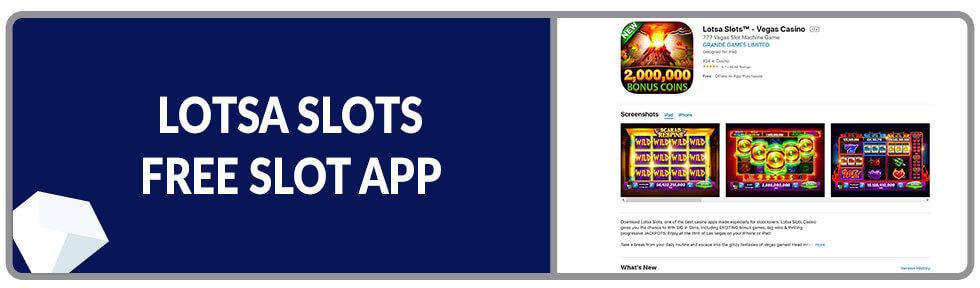 Image of Lotsa Slots Free Slot App