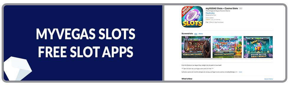 Image of myVegas Free Slot App