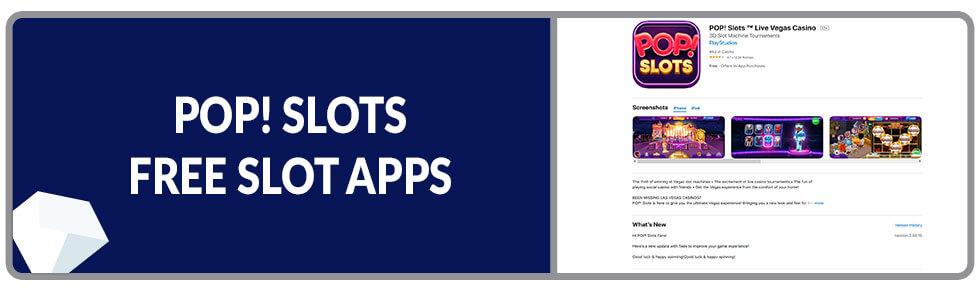 Image of POP! Slots Free Slot App
