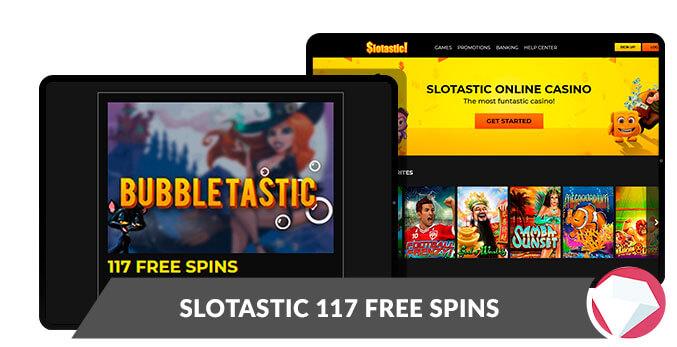 Slotastic Free Spins