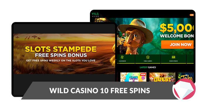 Wild Casino Free Spins