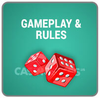 Gameplay and rules in a craps game