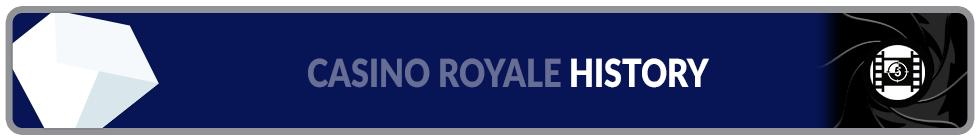 History of Casino Royale Films