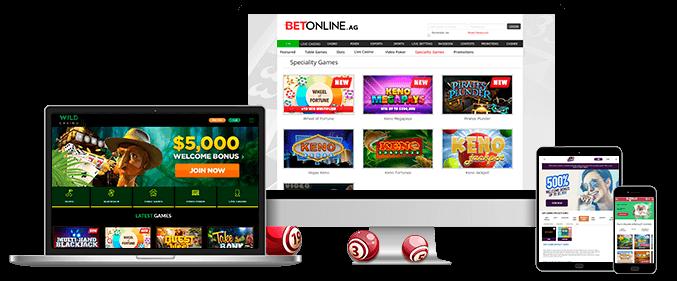 Finding a Keno Casino
